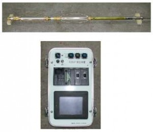 孔曲がり測定装置